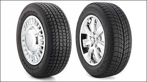 ice tires vs snow tires car news auto123. Black Bedroom Furniture Sets. Home Design Ideas