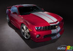 SEMA Award: Camaro Named ''Hottest Car''