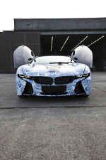 BMW Vision EfficientDynamics concept heading into production