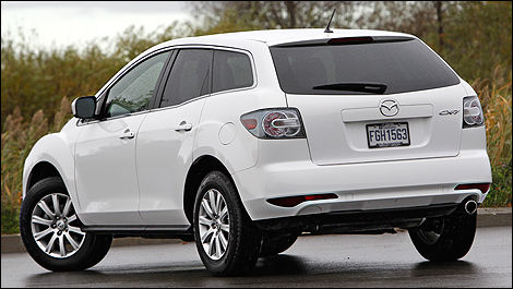 2010 mazda cx-7 gx review editor's review | car reviews | auto123
