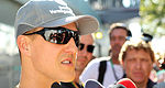 F1: Michael Schumacher ne s'attend pas à un 'miracle' en 2011