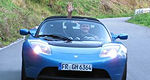German driver logs 65,000 km in one year in his Tesla Roadster