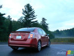 2010 Nissan Sentra 2.5 SE-R Spec V Review (video)