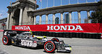IndyCar: Un week-end plein d'action à Toronto en 2011