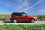 2010 Subaru Forester 2.5X Sport-tech Review