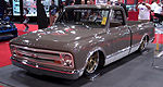 Chevrolet C-10 1968 de Accuair: Impossible d'aller plus bas