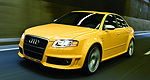 Audi RS4 2007-2008 : occasion