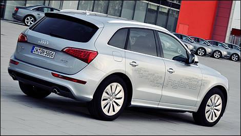 Audi Q Hybrid First Impressions Editors Review Car Reviews - Audi q5 hybrid