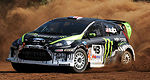 Vidéo promotionnelle du Ken Block Invitational Gymkhana en Californie