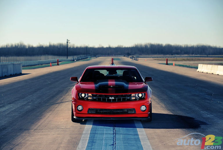 2011 Chevrolet Camaro Slp Zl585 Review Editor S Review