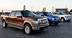 Ford delays some F-150 shipments due to parts shortage