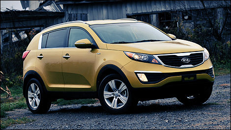 Of All Of The Players In The Compact CUV Club, It Is The Kia Sportage That  Really Stands Out For Me. (Photo: Matthieu Lambert/Auto123.com)