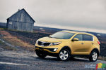 2011 Kia Sportage EX AWD Review