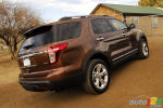 2011 Ford Explorer First Impressions