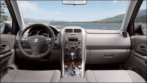 suzuki grand vitara 2011 fini le moteur v6 actualit s automobile auto123. Black Bedroom Furniture Sets. Home Design Ideas