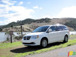 Dodge Grand Caravan 2011 et Chrysler Town & Country 2011 : premi�res impressions