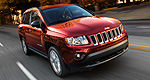 Jeep Compass 2011 : aperçu