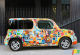 Nissan Cube receives ''Art Car'' treatment
