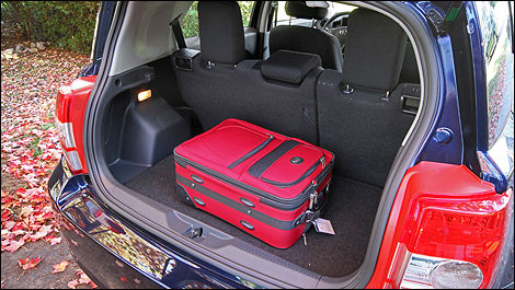 scion xd 2011 essai routier essai routier essais routiers auto123. Black Bedroom Furniture Sets. Home Design Ideas