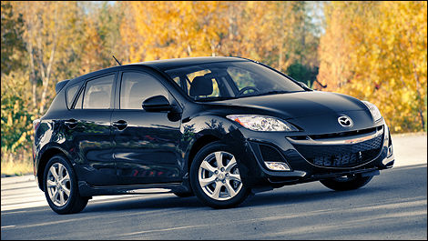 Captivating 2011 Mazda3 Sport GS Review