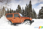 2011 Jeep Wrangler Preview