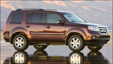 Honda Pilot Recall >> Honda To Recall The 2011 Pilot In Canada Car News Auto123