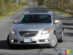 2011 Buick Regal CXL Review (video)