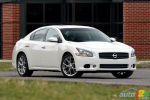 2011 Nissan Maxima 3.5 SV Review