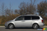 2011 Kia Sedona EX Luxury Review