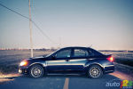 2011 Subaru Impreza WRX Limited 4-door Review
