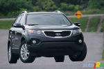 2011 Kia Sorento EX-V6 Luxury Review
