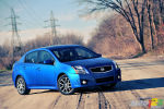 2011 Nissan Sentra SE-R Spec V Review