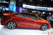 Detroit 2011: world premiere of the 2012 Honda Civic coupe and sedan prototypes