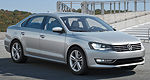 2012 Volkswagen Passat: New Mid-size Sedan, same name (video)