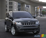 Detroit 2011: Jeep presents 2011 Compass and 70th Anniversary Edition models