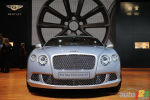 Detroit 2011: Bentley refreshes 2012 Continental GT