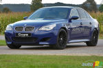 G-POWER's BMW M5 HURRICANE GS : Pure Power