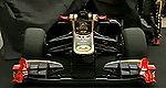F1: Lancement de la Lotus Renault R31 (+photos)