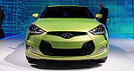 Detroit 2011: Hyundai unveiled the 2012 Veloster (video)