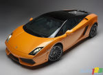 World premiere of the Gallardo LP 560-4 Bicolore in Qatar