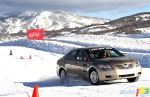 Bridgestone Winter Driving School