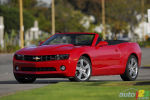 2011 Chevrolet Camaro Convertible First Impressions