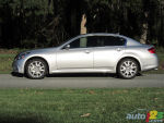 2011 Infiniti G37x Sport AWD Review
