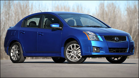 2010 Nissan Sentra SE R Spec V Review