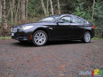 2011 BMW 550i Gran Turismo xDrive Review