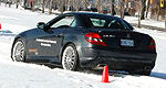 Mercedes-Benz Winter Driving Academy