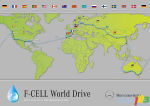 F-CELL World Drive de Mercedes-Benz: 4 continents, 14 pays et 30 000 kilom�tres en 125 jours