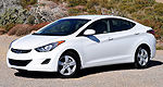 The Hyundai Elantra sold more than the Civic, Mazda3 and Corolla in January