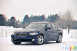 Galerie photo 3D de la BMW 550i xDrive 2011