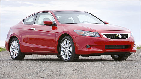 2010 Honda Accord Coupe V6 M6 Review